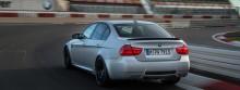 BMW M3 CRT Header